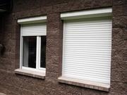 Рольставни на окна, двери, в гараж в Усть-Каменогорске