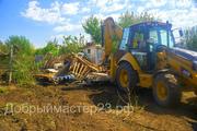 Расчистка участка с вывозом - foto 2