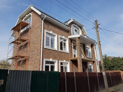 Новый дом в центре Краснодара - main