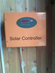 Продаю солнечную электростанцию(гибрид) - foto 1